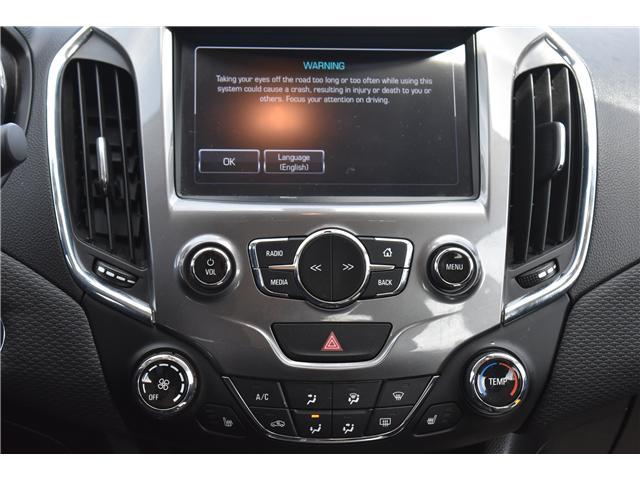 2018 Chevrolet Cruze LT Auto (Stk: p36593) in Saskatoon - Image 14 of 24