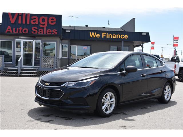 2018 Chevrolet Cruze LT Auto (Stk: p36593) in Saskatoon - Image 1 of 24