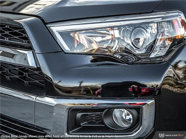 2019 Toyota 4Runner SR5 (Stk: 219561) in London - Image 10 of 24