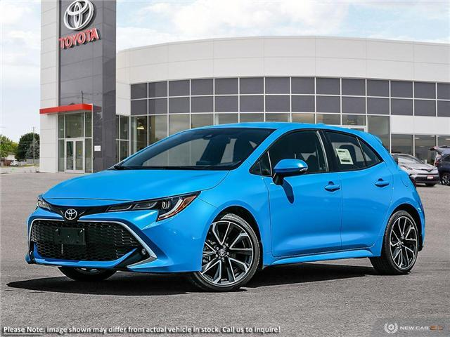 2019 Toyota Corolla Hatchback Base (Stk: 219576) in London - Image 1 of 24