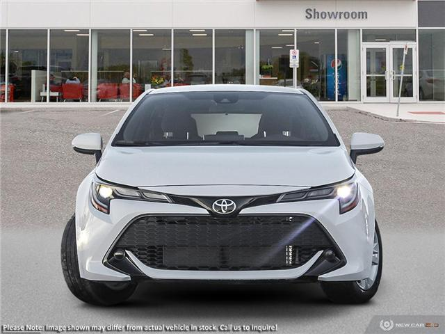 2019 Toyota Corolla Hatchback Base (Stk: 219586) in London - Image 2 of 24