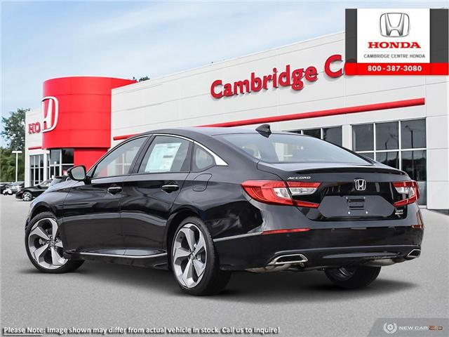 2019 Honda Accord Touring 2.0T (Stk: 19831) in Cambridge - Image 4 of 24