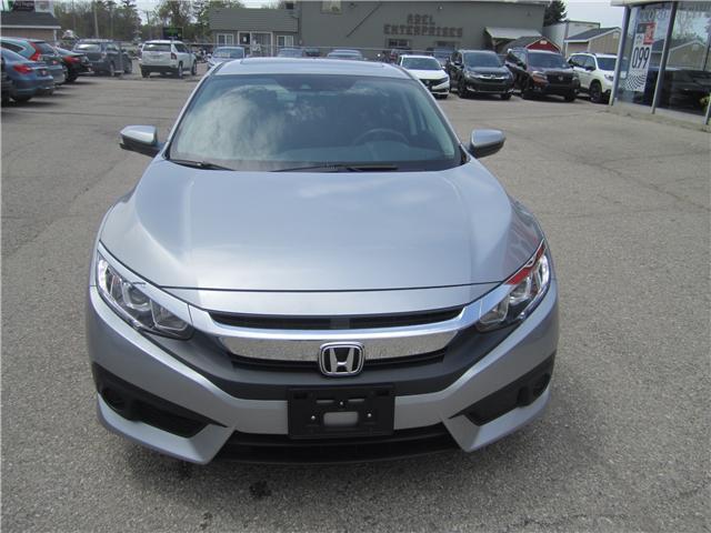 2017 Honda Civic EX (Stk: SH162) in Simcoe - Image 2 of 10