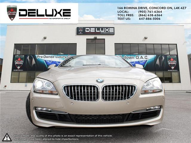 2012 BMW 650i  (Stk: D0560) in Concord - Image 2 of 20