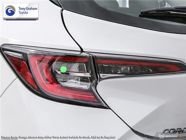 2019 Toyota Corolla Hatchback Base (Stk: 58258) in Ottawa - Image 11 of 23