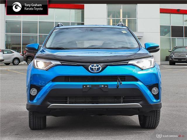 2016 Toyota RAV4 Hybrid  (Stk: 89412A) in Ottawa - Image 2 of 30