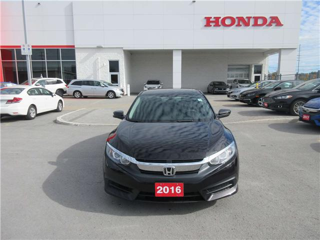 2016 Honda Civic EX (Stk: SS3448) in Ottawa - Image 2 of 18