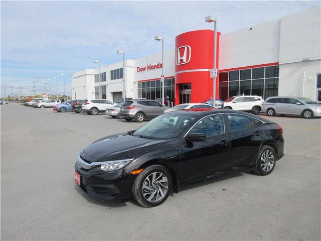2016 Honda Civic EX (Stk: SS3448) in Ottawa - Image 1 of 18
