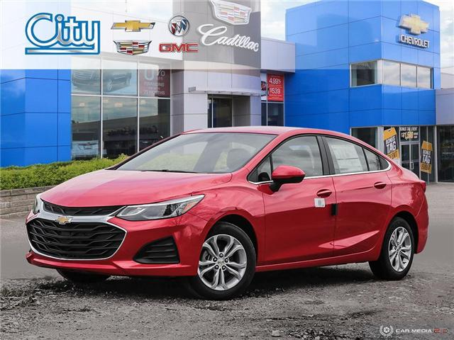 2019 Chevrolet Cruze LT (Stk: 2942375) in Toronto - Image 1 of 26