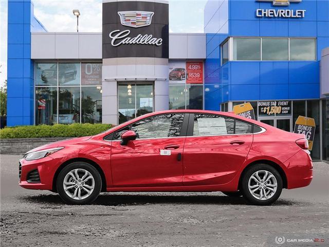 2019 Chevrolet Cruze LT (Stk: 2942375) in Toronto - Image 3 of 26