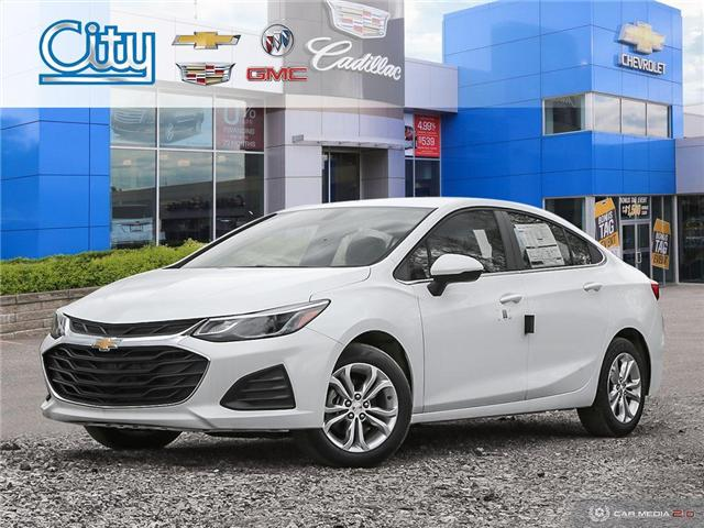 2019 Chevrolet Cruze LT (Stk: 2946358) in Toronto - Image 1 of 27