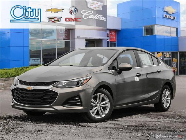 2019 Chevrolet Cruze LT (Stk: 2933579) in Toronto - Image 1 of 26