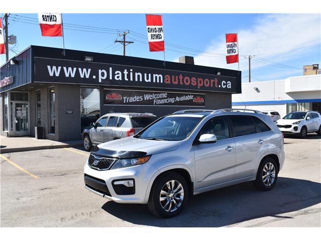 2013 Kia Sorento SX (Stk: PP438) in Saskatoon - Image 1 of 27