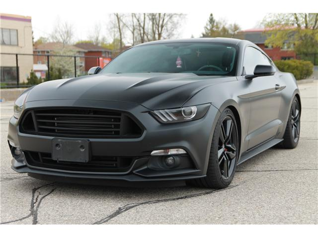 2016 Ford Mustang EcoBoost (Stk: 1905192) in Waterloo - Image 20 of 23