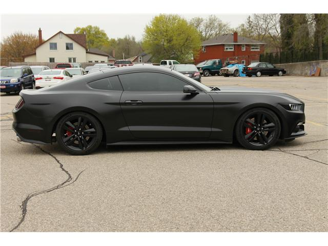 2016 Ford Mustang EcoBoost (Stk: 1905192) in Waterloo - Image 6 of 23