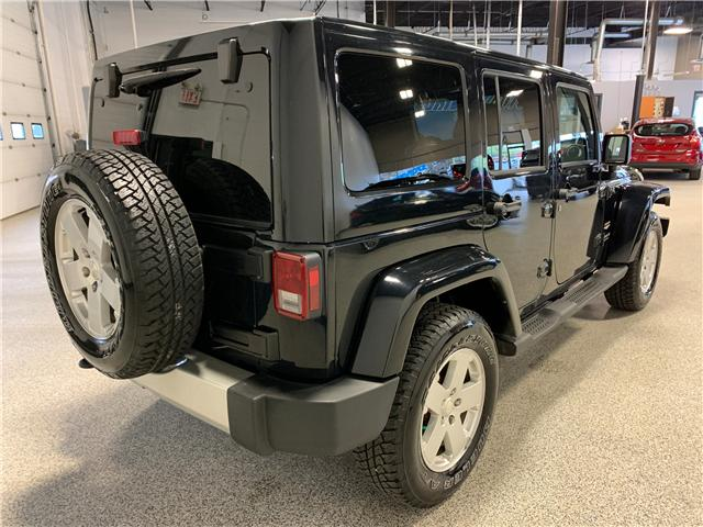 2011 Jeep Wrangler Unlimited Sahara (Stk: B12023A) in Calgary - Image 5 of 17