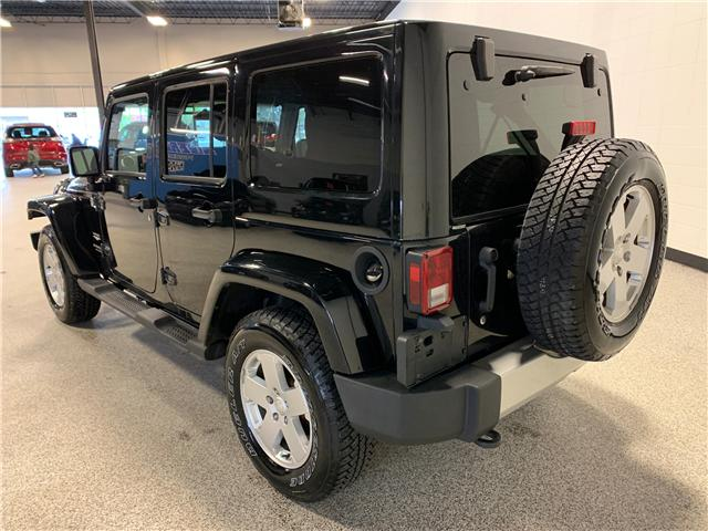 2011 Jeep Wrangler Unlimited Sahara (Stk: B12023A) in Calgary - Image 7 of 17