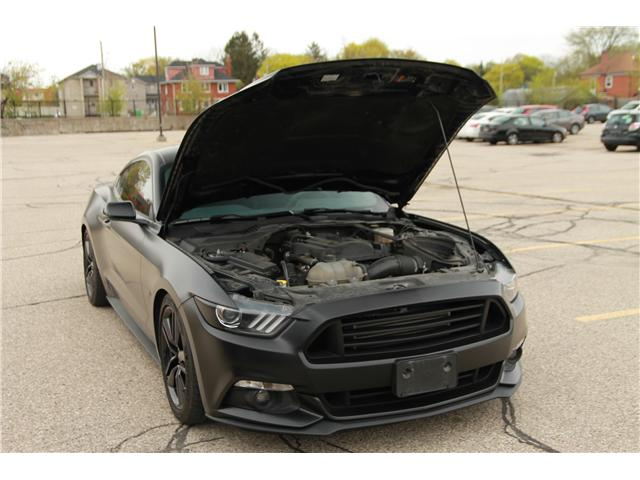 2016 Ford Mustang EcoBoost (Stk: 1905192) in Waterloo - Image 22 of 23