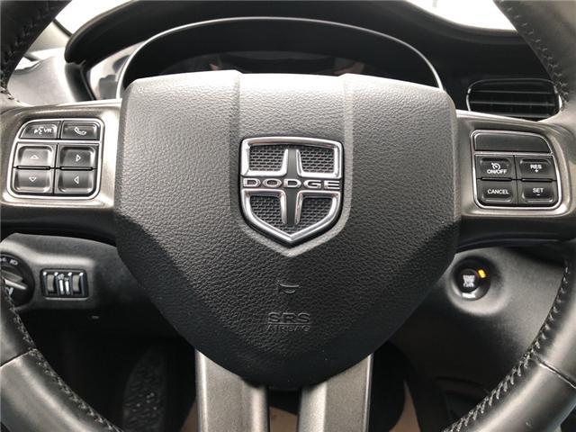 2013 Dodge Dart Limited/GT (Stk: 10500) in Fort Macleod - Image 12 of 20