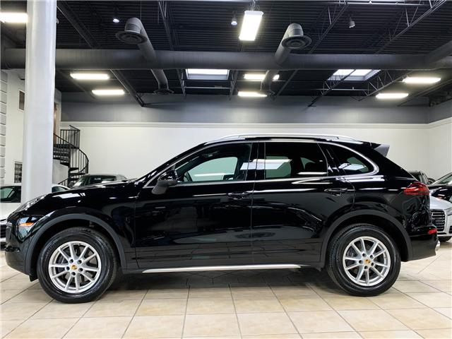 2016 Porsche Cayenne  (Stk: AP1859) in Vaughan - Image 2 of 25