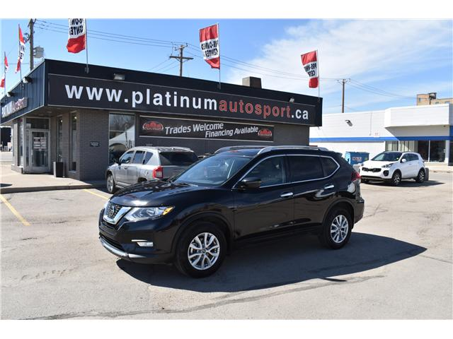 2018 Nissan Rogue SV (Stk: PP444) in Saskatoon - Image 1 of 26