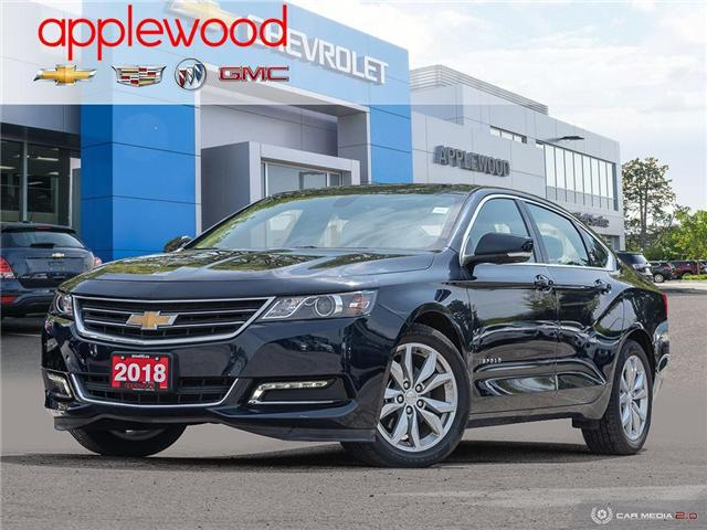 2018 Chevrolet Impala 1LT (Stk: 6011A1) in Mississauga - Image 1 of 24