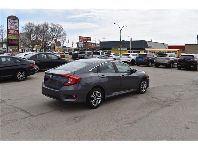 2016 Honda Civic LX (Stk: PP453) in Saskatoon - Image 5 of 24