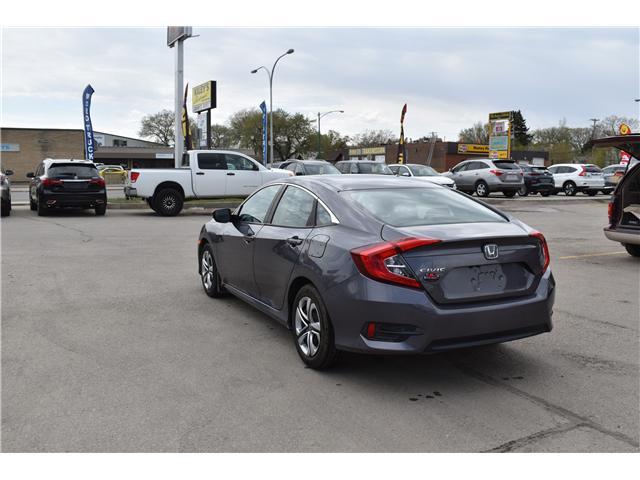 2016 Honda Civic LX (Stk: PP453) in Saskatoon - Image 7 of 24