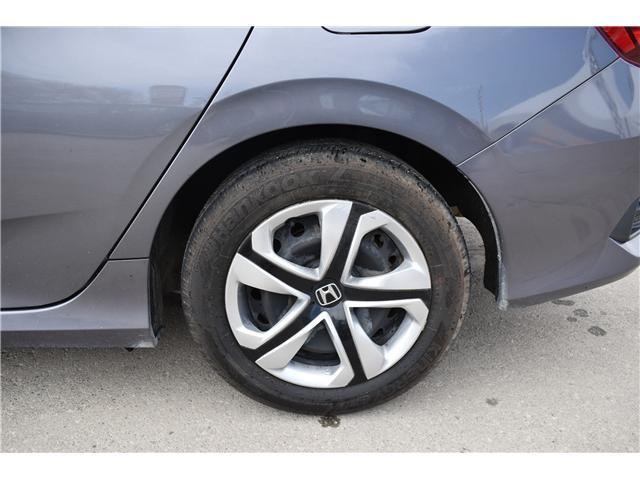 2016 Honda Civic LX (Stk: PP453) in Saskatoon - Image 10 of 24