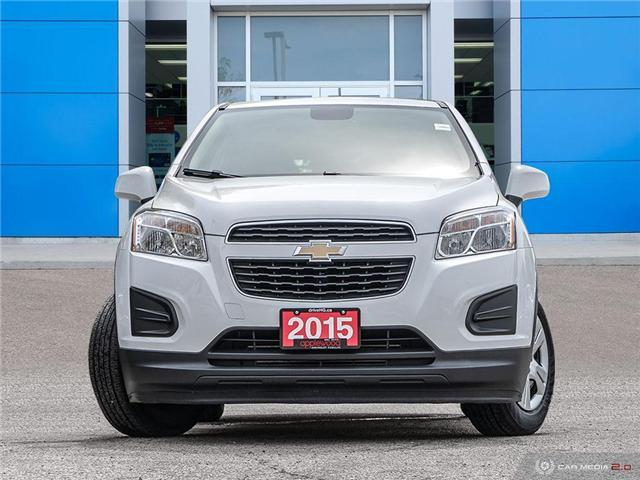 2015 Chevrolet Trax LS (Stk: 2853A1) in Mississauga - Image 2 of 24