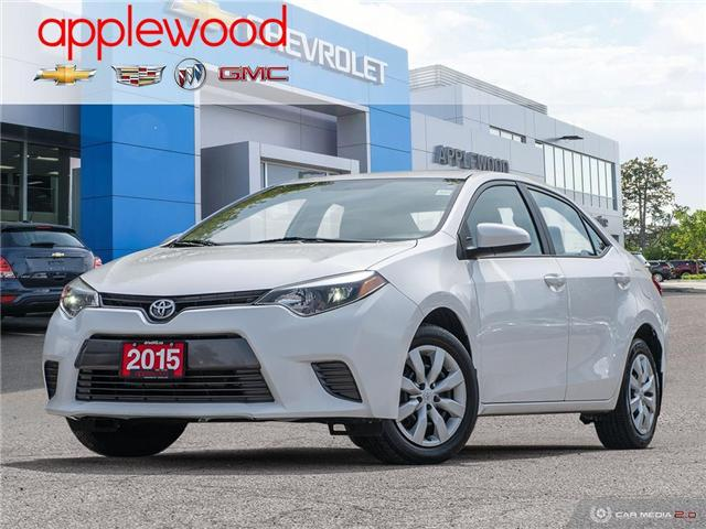 2015 Toyota Corolla LE (Stk: 3642TU) in Mississauga - Image 1 of 26