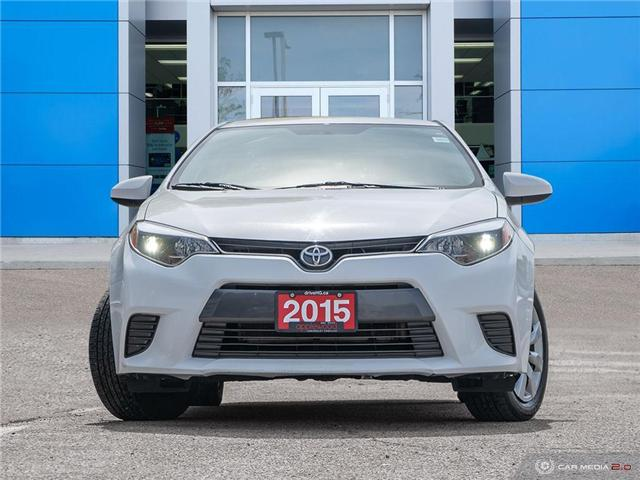 2015 Toyota Corolla LE (Stk: 3642TU) in Mississauga - Image 2 of 26