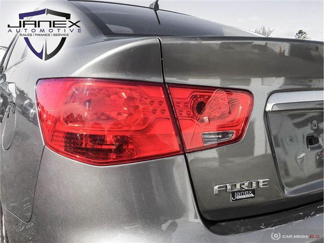 2011 Kia Forte 2.0L EX (Stk: 19147-A) in Ottawa - Image 9 of 22