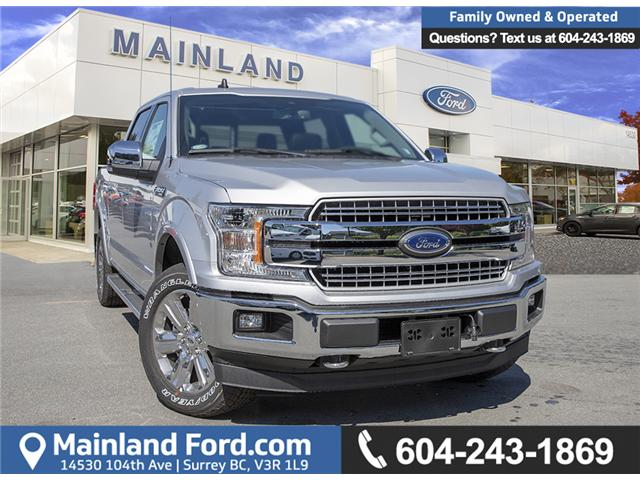 2019 Ford F-150 Lariat (Stk: 9F11102) in Vancouver - Image 1 of 30