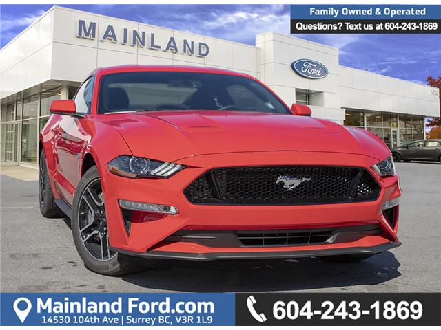 2019 Ford Mustang  (Stk: 9MU0115) in Vancouver - Image 1 of 24