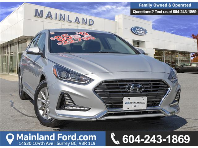 2019 Hyundai Sonata ESSENTIAL (Stk: P6612) in Vancouver - Image 1 of 27