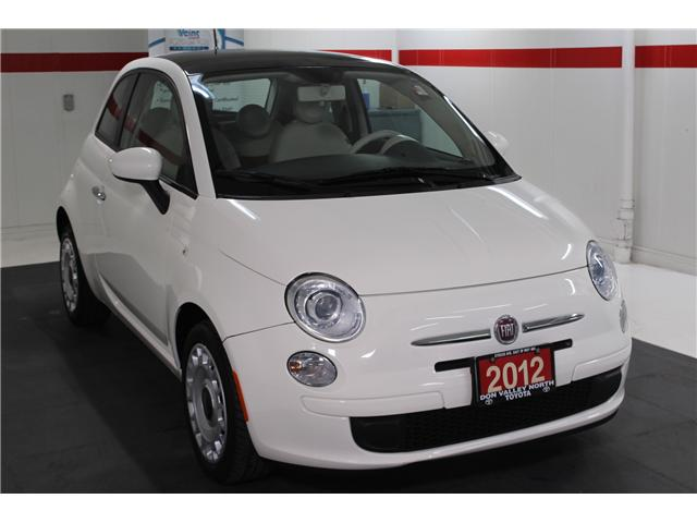 2012 Fiat 500 Pop (Stk: 298044S) in Markham - Image 2 of 24