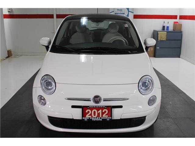 2012 Fiat 500 Pop (Stk: 298044S) in Markham - Image 3 of 24