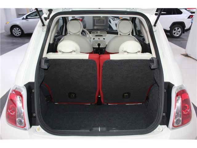 2012 Fiat 500 Pop (Stk: 298044S) in Markham - Image 21 of 24