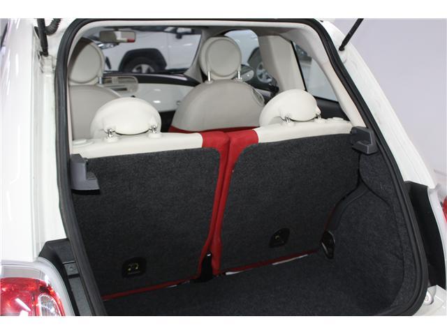 2012 Fiat 500 Pop (Stk: 298044S) in Markham - Image 22 of 24