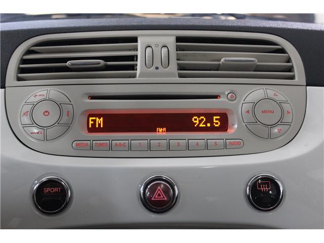 2012 Fiat 500 Pop (Stk: 298044S) in Markham - Image 15 of 24
