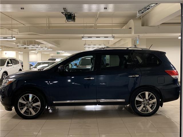 2013 Nissan Pathfinder Platinum (Stk: M12625A) in Toronto - Image 2 of 33