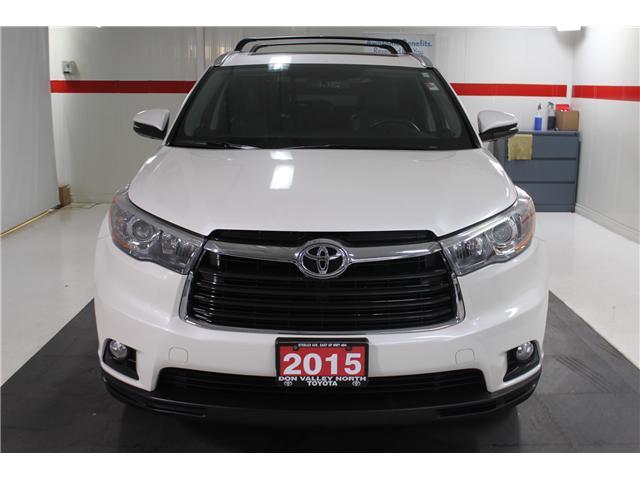 2015 Toyota Highlander Limited (Stk: 298203S) in Markham - Image 3 of 28