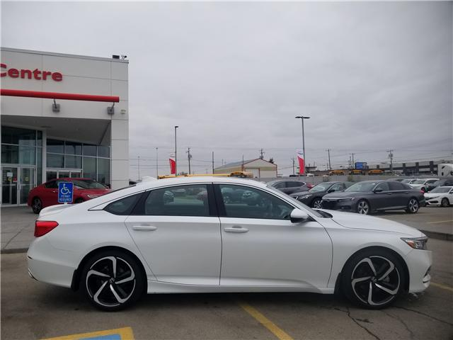 2018 Honda Accord Sport (Stk: 2180103D) in Calgary - Image 2 of 30
