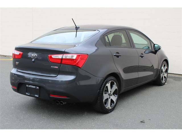 2013 Kia Rio SX (Stk: C733591B) in Courtenay - Image 4 of 29