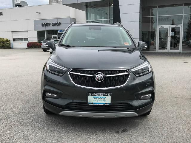 2017 Buick Encore Premium (Stk: 972290) in North Vancouver - Image 12 of 26
