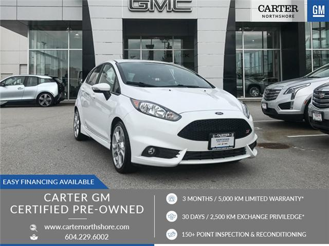 2015 Ford Fiesta ST (Stk: 9V90251) in North Vancouver - Image 1 of 25
