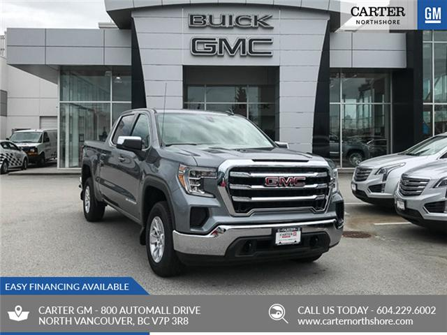 2019 GMC Sierra 1500 SLE (Stk: 9R85440) in North Vancouver - Image 1 of 13