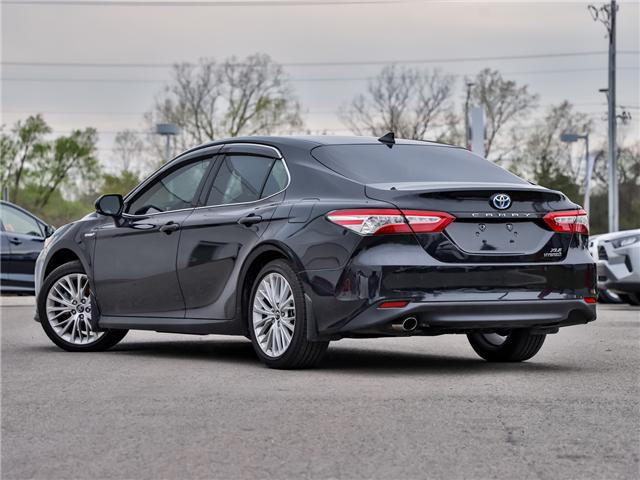 2018 Toyota Camry Hybrid XLE (Stk: CAH5831) in Welland - Image 2 of 25