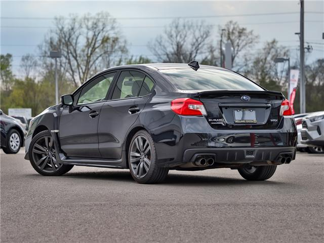 2016 Subaru WRX Sport-tech Package (Stk: P3400) in Welland - Image 2 of 23